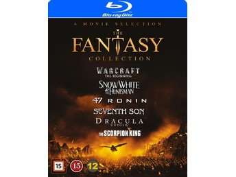 Fantasy collection (6 Blu-ray)