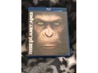 Rise of the Planet of the Apes - Blu-Ray - Import