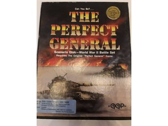 AMIGA SPEL The perfect general