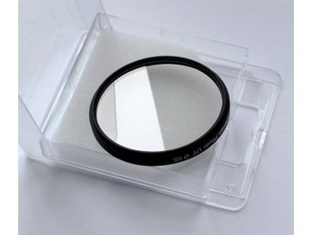 UV-filter 55 mm, nytt i box