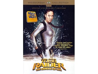 Tomb Raider - The cradle of life [DVD]