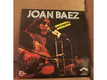 "Joan Baez ""Farewell, Angelina"""