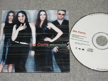 The Corrs - Breathless CD Singel