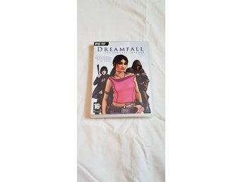 Dreamfall the Longest Journey, PC, Komplett, Äventyr