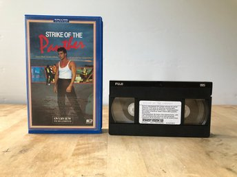 Strike of the Panther - Fd hyrfilm VHS