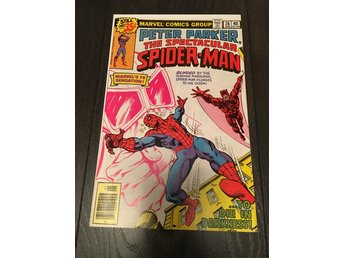 The Spectacular Spider-man #26 FN-VF