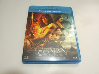 CONAN THE BARBARIAN 3D - JASON MOMOA OCH RON PEARLMAN