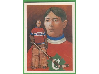 1983 Hall of fame #30 Georges Vezina