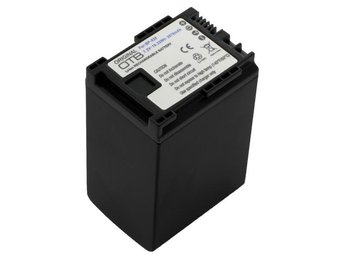 Battery for Canon BP-828 / BP-827 2670mAh ON2718
