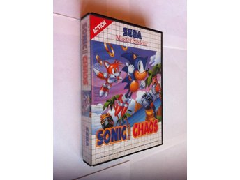 Master System: Sonic The Hedgehog - Chaos