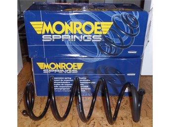 Monroe SP1189 2st nya framfjädrar Ford Mondeo MK3 - Orsa - Monroe SP1189 2st nya framfjädrar Ford Mondeo MK3 - Orsa