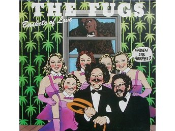LP The Fugs Baskets of love