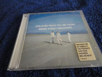 MANIC STREET PREACHERS --THIS IS MY TRUTH TELL ME YOURS - Köping - MANIC STREET PREACHERS --THIS IS MY TRUTH TELL ME YOURS - Köping
