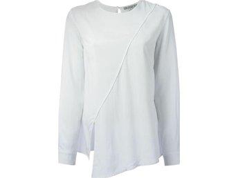 Vit blus Dagmar, Linnea blouse - örebro - Vit blus Dagmar, Linnea blouse - örebro