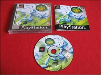 A BUGS LIFE till Sony Playstation PSone