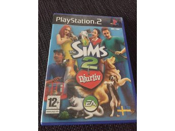 The Sims 2 djurliv