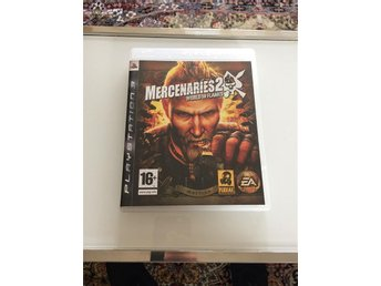 Ps3 - Mercenaries 2 World in Flames