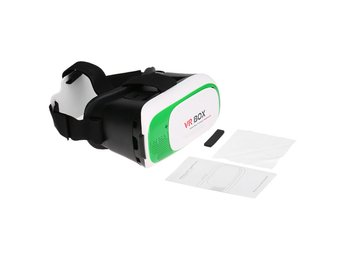 VR-Glasögon VR BOX 2.0 3D Headset - Grön