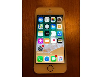 iPhone 5S 16GB vit