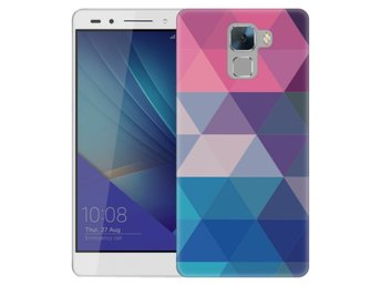 Huawei Honor 7 Skal Polygon