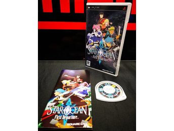 Star Ocean: First Departure / SONY / PSP / KOMPLETT