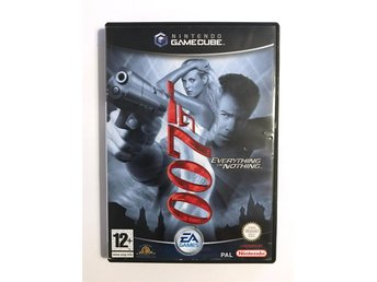 James Bond 007: Everything or Nothing – spel till Nintendo Gamecube