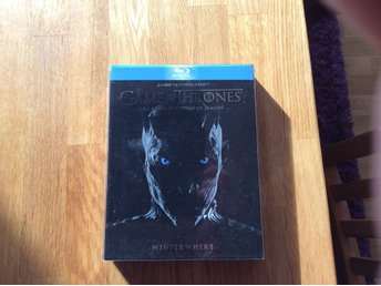 Game of Thrones / Säsong 7 (3 Blu-ray skivor)