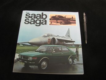 The SAAB Saga (reprint Style Auto)
