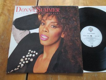 "Donna Summer ""This Time I Know It's For Real"""