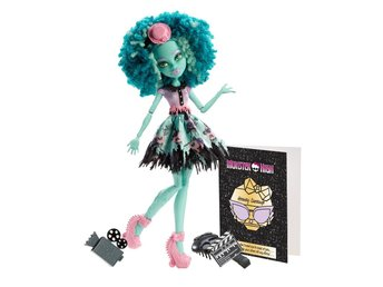 Honey Swamp - Hauntlywood - Monster High docka