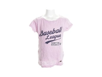 Hampton Republic, T-shirt, Strl: 134, Rosa