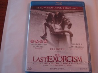 THE LAST EXORCISM *Ny plastad*