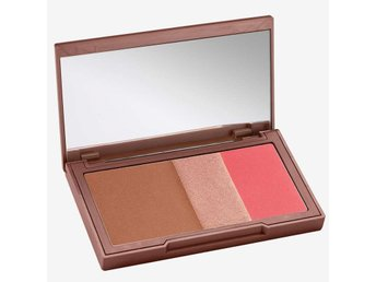 Urban Decay Naked Flushed - Streak Bronzer Blush Highlighter Palette Makeup 14g