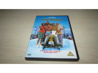 COOL RUNNINGS - DVD - KOMEDI - JOHN CANDY