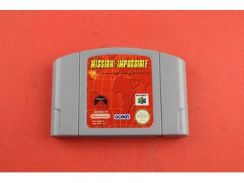 MISSION IMPOSSIBLE till Nintendo 64 N64