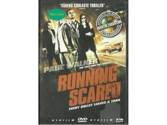 RUNNING SCARED - PAUL WALKER  ( SVENSKT TEXT )