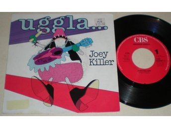 Magnus Uggla 45/PS Joey Killer 1986 VG++