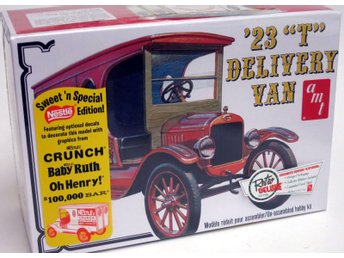AMT 1/25 1923 Ford Model T Delivery Truck