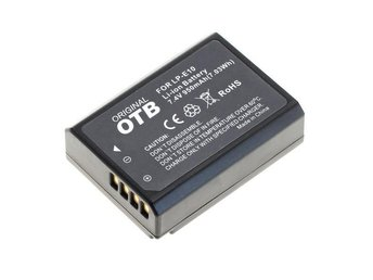 Battery for Canon LP-E10 Li-Ion - 950mAh ON2719