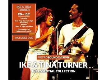 Ike And Tina Turner - The Essential Collection (CD+DVD)