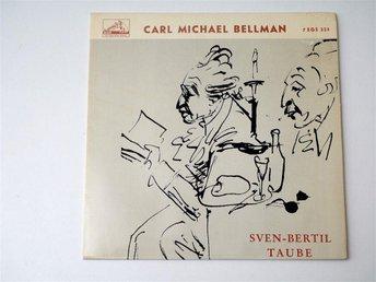 """Carl Michael Bellman / Sven-Bertil Taube - Ulf Björlin 7"""" 1961 - Enskede - Carl Michael Bellman / Sven-Bertil Taube - Ulf Björlin 7"""" 1961 - Enskede"""