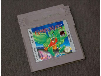 Gb: Gargoyles Quest SCN Game Boy Nintendo - Karlstad - Gb: Gargoyles Quest SCN Game Boy Nintendo - Karlstad