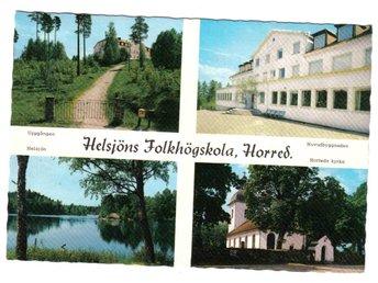 Horred - Helsjöns Folkhögskola - Segeltorp - Horred - Helsjöns Folkhögskola - Segeltorp