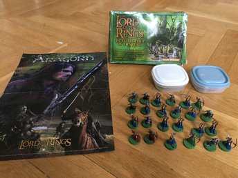 Games Workshop The Lord of the Rings Warriors of the Last Alliance
