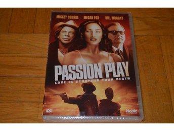 Passion Play ( Megan Foxx Mickey Rourke Bill Murray ) DVD INPLASTAD - Töre - Passion Play ( Megan Foxx Mickey Rourke Bill Murray ) DVD INPLASTAD - Töre