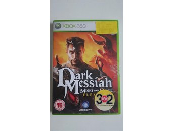 Dark Messiah Might & Magic - Xbox 360