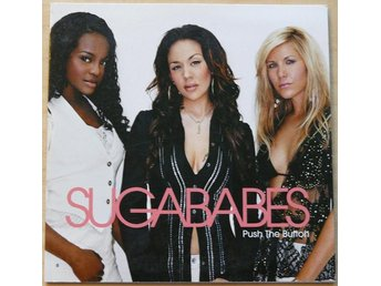 CDS - Sugarbabes - Push The Button (2005)
