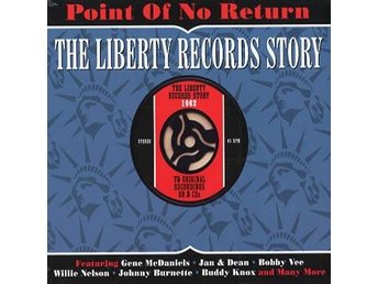 Point of no return / Liberty records.. 1961-62 (3CD)