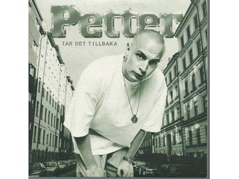 PETTER - TAR DET TILLBAKA  (CD MAXI/SINGLE )