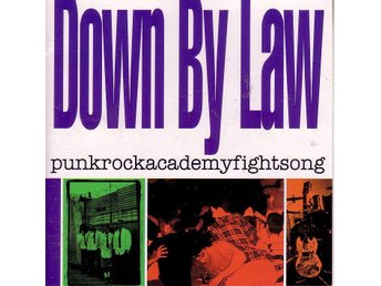 Down By Law-Punkrockacademyfightsong / CD